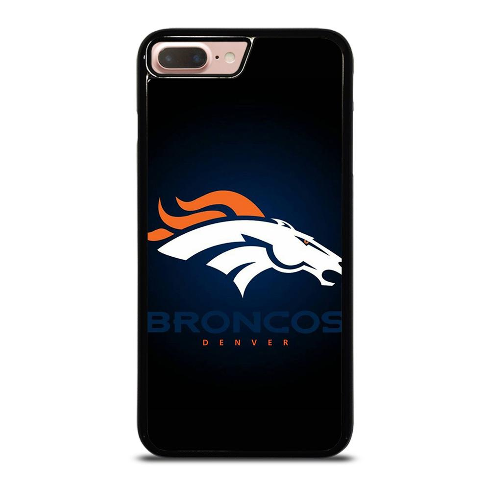 coque custodia cover fundas hoesjes iphone 11 pro max 5 6 7 8 plus x xs xr se2020 C16491 DENVER BRONCOS LOGO 1 iPhone 7 / 8 Plus Case