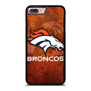 coque custodia cover fundas hoesjes iphone 11 pro max 5 6 7 8 plus x xs xr se2020 C16499 DENVER BRONCOS LOGO 2 iPhone 7 / 8 Plus Case