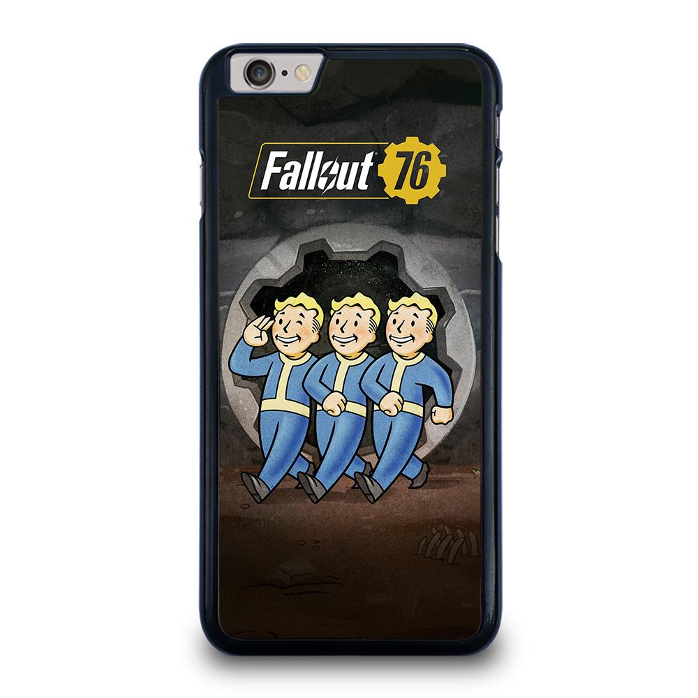 coque custodia cover fundas hoesjes iphone 11 pro max 5 6 7 8 plus x xs xr se2020 C18457 FALLOUT BOY 76 iPhone 6 / 6S Plus Case