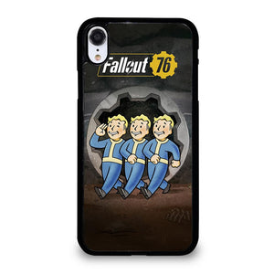 coque custodia cover fundas hoesjes iphone 11 pro max 5 6 7 8 plus x xs xr se2020 C18461 FALLOUT BOY 76 iPhone XR Case