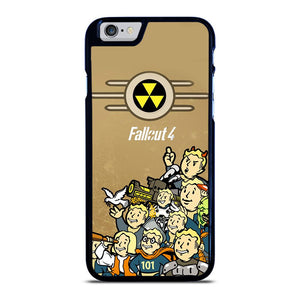coque custodia cover fundas hoesjes iphone 11 pro max 5 6 7 8 plus x xs xr se2020 C18476 FALLOUT BOY CHARACTER iPhone 6 / 6S Case