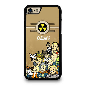 coque custodia cover fundas hoesjes iphone 11 pro max 5 6 7 8 plus x xs xr se2020 C18478 FALLOUT BOY CHARACTER iPhone 7 / 8 Case