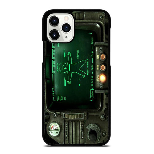 coque custodia cover fundas hoesjes iphone 11 pro max 5 6 7 8 plus x xs xr se2020 C18514 FALLOUT PIP BOY 3000 iPhone 11 Pro Case