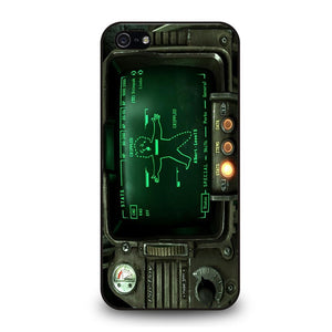 coque custodia cover fundas hoesjes iphone 11 pro max 5 6 7 8 plus x xs xr se2020 C18516 FALLOUT PIP BOY 3000 iPhone 5/5S/SE Case