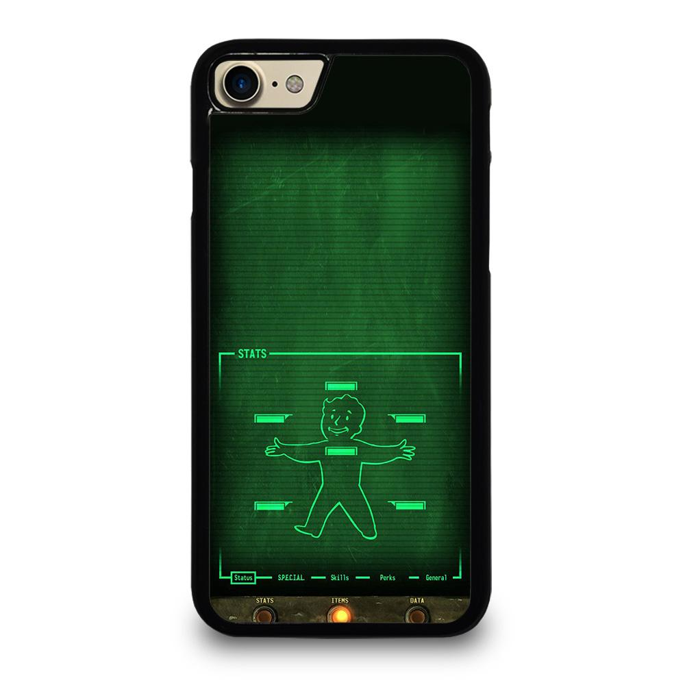 coque custodia cover fundas hoesjes iphone 11 pro max 5 6 7 8 plus x xs xr se2020 C18488 FALLOUT PIP BOY 3000 2 iPhone 7 / 8 Case
