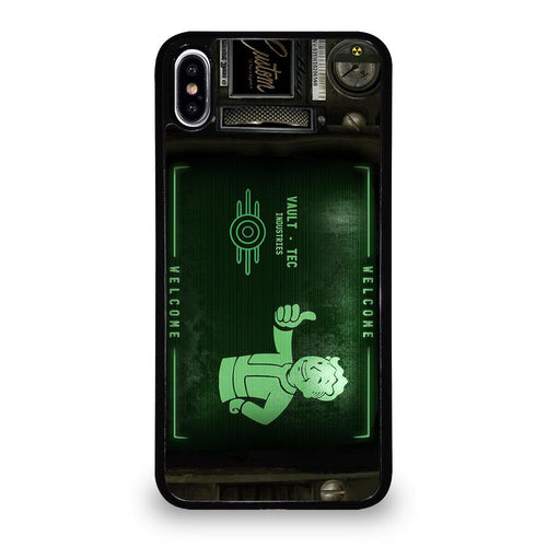 coque custodia cover fundas hoesjes iphone 11 pro max 5 6 7 8 plus x xs xr se2020 C18502 FALLOUT PIP BOY 3000 3 iPhone XS Max Case