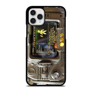 coque custodia cover fundas hoesjes iphone 11 pro max 5 6 7 8 plus x xs xr se2020 C18504 FALLOUT PIP BOY 3000 4 iPhone 11 Pro Case