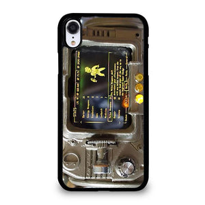 coque custodia cover fundas hoesjes iphone 11 pro max 5 6 7 8 plus x xs xr se2020 C18511 FALLOUT PIP BOY 3000 4 iPhone XR Case