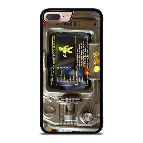 coque custodia cover fundas hoesjes iphone 11 pro max 5 6 7 8 plus x xs xr se2020 C18509 FALLOUT PIP BOY 3000 4 iPhone 7 / 8 Plus Case