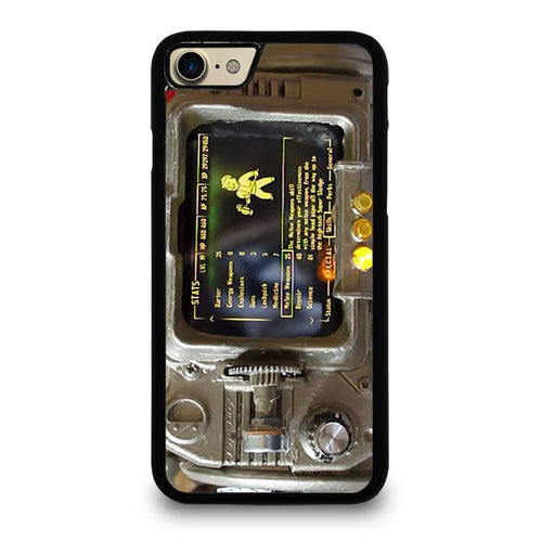 coque custodia cover fundas hoesjes iphone 11 pro max 5 6 7 8 plus x xs xr se2020 C18508 FALLOUT PIP BOY 3000 4 iPhone 7 / 8 Case