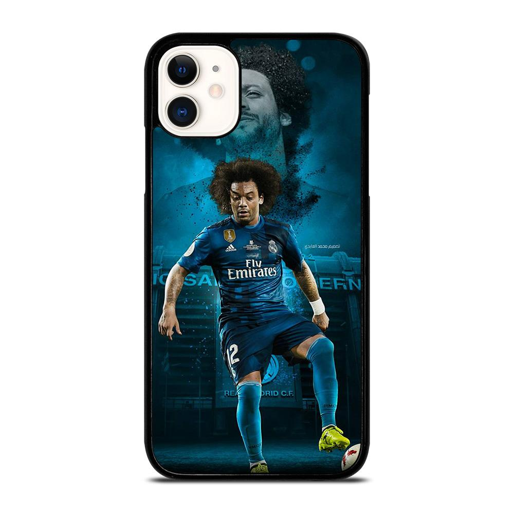 coque custodia cover fundas hoesjes iphone 11 pro max 5 6 7 8 plus x xs xr se2020 C25219 MARCELO REAL MADRID 1 iPhone 11 Case
