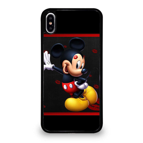 coque custodia cover fundas hoesjes iphone 11 pro max 5 6 7 8 plus x xs xr se2020 C26310 MICKEY MOUSE #2 iPhone XS Max Case