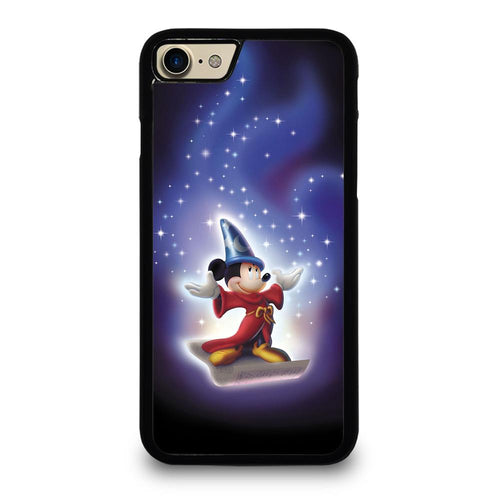 coque custodia cover fundas hoesjes iphone 11 pro max 5 6 7 8 plus x xs xr se2020 C26327 MICKEY MOUSE MAGIC 1 iPhone 7 / 8 Case