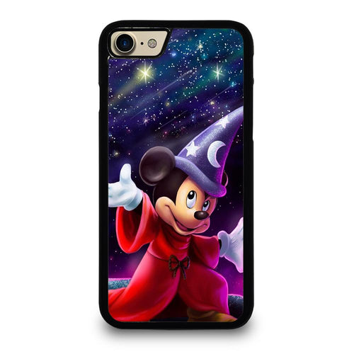 coque custodia cover fundas hoesjes iphone 11 pro max 5 6 7 8 plus x xs xr se2020 C26337 MICKEY MOUSE MAGIC 2 iPhone 7 / 8 Case