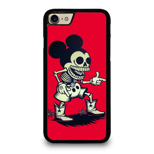 coque custodia cover fundas hoesjes iphone 11 pro max 5 6 7 8 plus x xs xr se2020 C26379 MICKEY MOUSE ZOMBIE iPhone 7 / 8 Case