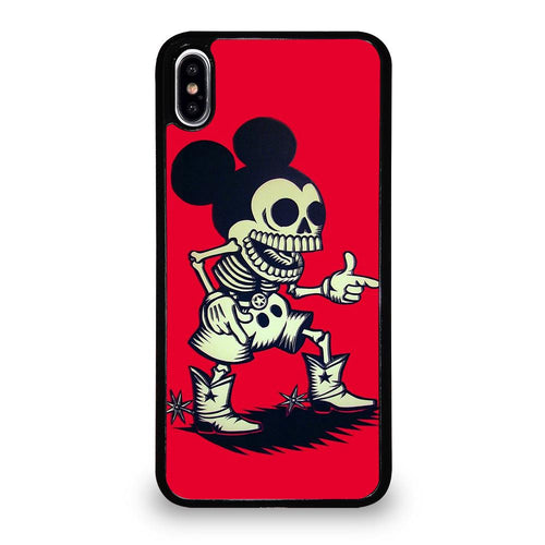 coque custodia cover fundas hoesjes iphone 11 pro max 5 6 7 8 plus x xs xr se2020 C26383 MICKEY MOUSE ZOMBIE iPhone XS Max Case