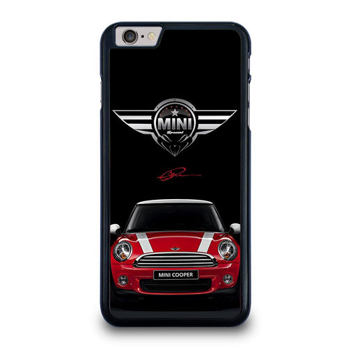 coque custodia cover fundas hoesjes iphone 11 pro max 5 6 7 8 plus x xs xr se2020 C26509 MINI COOPER CAR #2 iPhone 6 / 6S Plus Case