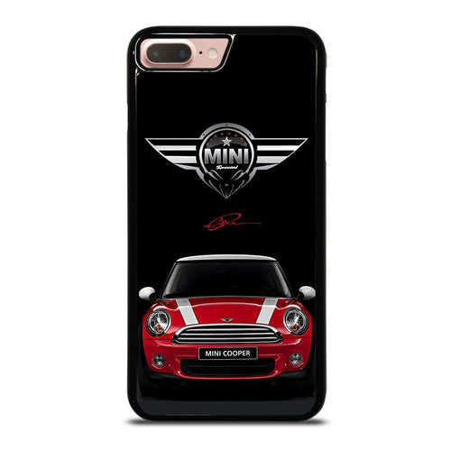 coque custodia cover fundas hoesjes iphone 11 pro max 5 6 7 8 plus x xs xr se2020 C26511 MINI COOPER CAR #2 iPhone 7 / 8 Plus Case