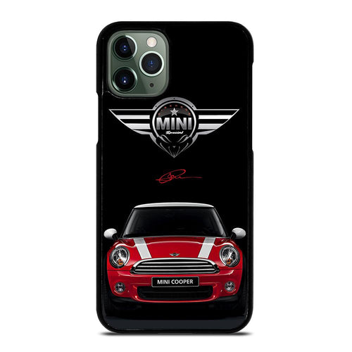 coque custodia cover fundas hoesjes iphone 11 pro max 5 6 7 8 plus x xs xr se2020 C26505 MINI COOPER CAR #2 iPhone 11 Pro Max Case