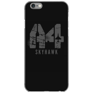 a 4 skyhawk fighter jet distressed flag aviation iphone 6 6s hoesjes