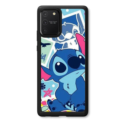coque custodia cover fundas hoesjes j3 J5 J6 s20 s10 s9 s8 s7 s6 s5 plus edge B36843 Stich FF0012 Samsung Galaxy S10 Lite 2020 Case