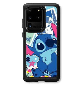 coque custodia cover fundas hoesjes j3 J5 J6 s20 s10 s9 s8 s7 s6 s5 plus edge B36846 Stich FF0012 Samsung Galaxy S20 Ultra Case
