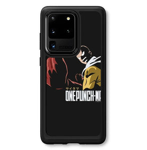 coque custodia cover fundas hoesjes j3 J5 J6 s20 s10 s9 s8 s7 s6 s5 plus edge B31161 One Punch Man FF0023 Samsung Galaxy S20 Ultra Case