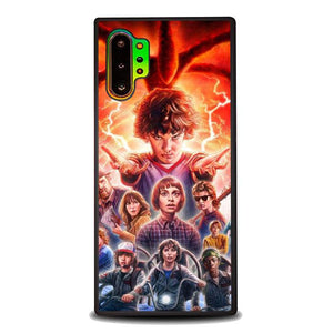 coque custodia cover fundas hoesjes j3 J5 J6 s20 s10 s9 s8 s7 s6 s5 plus edge B37043 Stranger Things FF0045 Samsung Galaxy Note 10 Plus Case