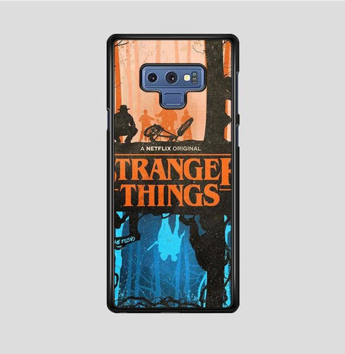 coque custodia cover fundas hoesjes j3 J5 J6 s20 s10 s9 s8 s7 s6 s5 plus edge B37072 Stranger Things FF0327a Samsung Galaxy Note 9 Case