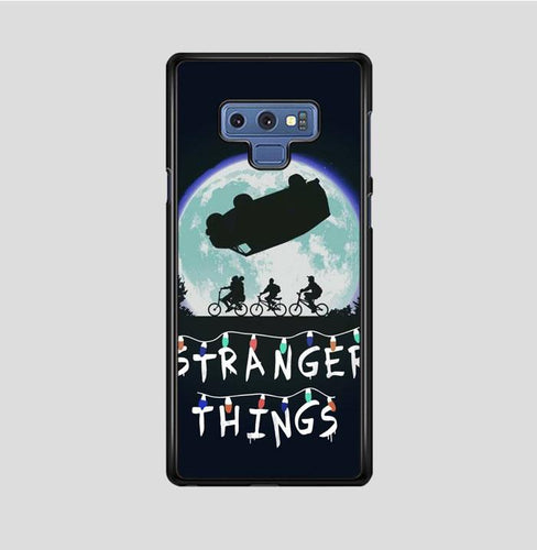 coque custodia cover fundas hoesjes j3 J5 J6 s20 s10 s9 s8 s7 s6 s5 plus edge B37079 Stranger Things FF0336 Samsung Galaxy Note 9 Case