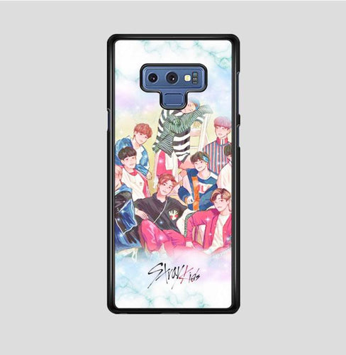 coque custodia cover fundas hoesjes j3 J5 J6 s20 s10 s9 s8 s7 s6 s5 plus edge B37086 Stray Kids FF5021 Samsung Galaxy Note 9 Case