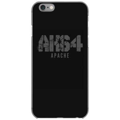 ah 64 apache helicopter distressed us flag iphone 6 6s hoesjes