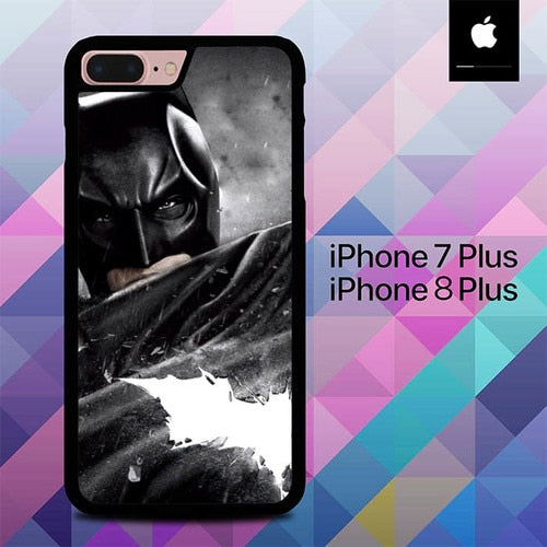 Batman The Dark Knight O0654 hoesjes iPhone 7 Plus , iPhone 8 Plus
