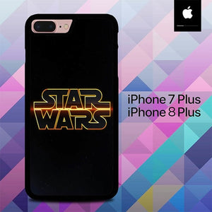 Star Wars O0667 hoesjes iPhone 7 Plus , iPhone 8 Plus