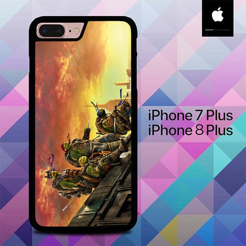 Out of the Shadows TNT O0695 hoesjes iPhone 7 Plus , iPhone 8 Plus