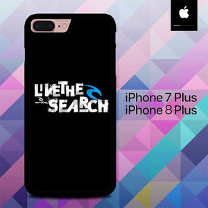 Live The Search O0712 hoesjes iPhone 7 Plus , iPhone 8 Plus