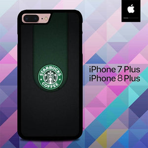 Starbuck Carbon O0718 hoesjes iPhone 7 Plus , iPhone 8 Plus