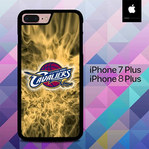Cleveland Cavaliers 2015 O0719 hoesjes iPhone 7 Plus , iPhone 8 Plus