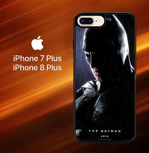 The Batman O0748 hoesjes iPhone 7 Plus , iPhone 8 Plus