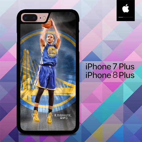 Sthapen Curry O0765 hoesjes iPhone 7 Plus , iPhone 8 Plus