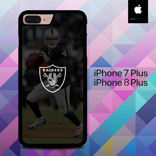 Raiders Oakland O0863 hoesjes iPhone 7 Plus , iPhone 8 Plus