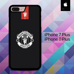 Mancaster United O1000 hoesjes iPhone 7 Plus , iPhone 8 Plus