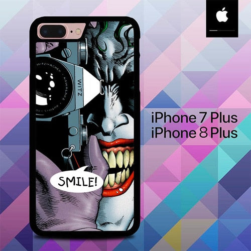 Joker Photo Camera O1251 hoesjes iPhone 7 Plus , iPhone 8 Plus