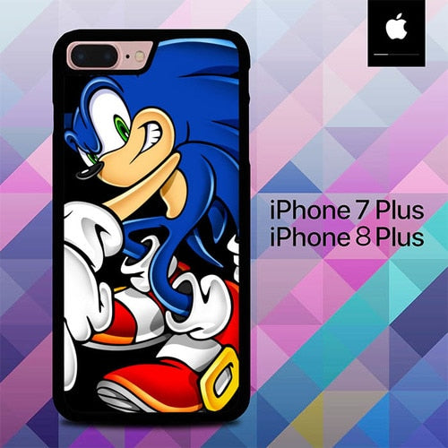 The King Sonic O3001 hoesjes iPhone 7 Plus , iPhone 8 Plus