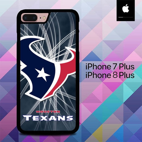 Houston Texans NFL American Football Team O3036 hoesjes iPhone 7 Plus , iPhone 8 Plus