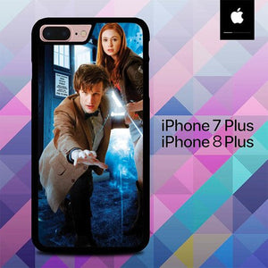 Doctor Who Movie O3085 hoesjes iPhone 7 Plus , iPhone 8 Plus