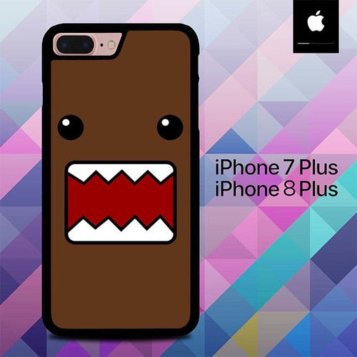 Domo Character O3097 hoesjes iPhone 7 Plus , iPhone 8 Plus