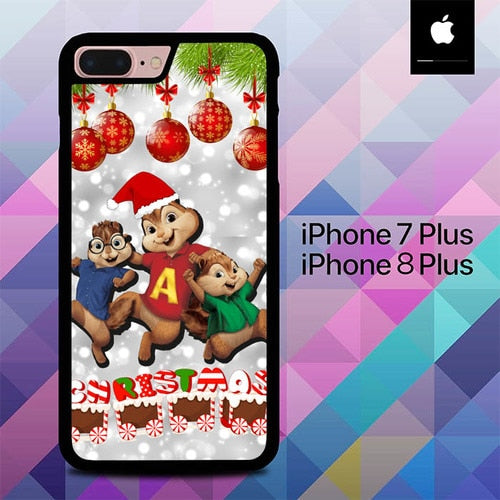 Alvin and The Chipmunks  O3107 hoesjes iPhone 7 Plus , iPhone 8 Plus