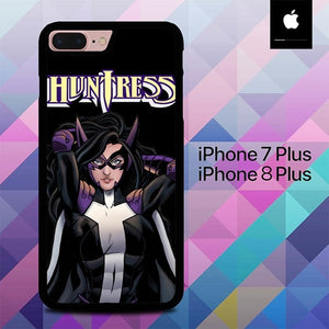 Huntress O3124 hoesjes iPhone 7 Plus , iPhone 8 Plus