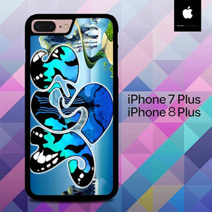 YES Rock Band Heaven And Earth O3150 hoesjes iPhone 7 Plus , iPhone 8 Plus
